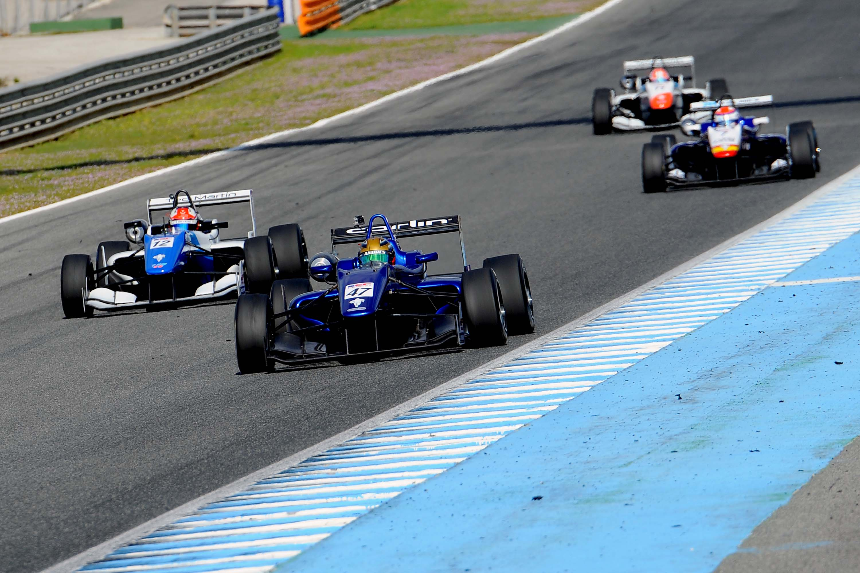 Circuito Paul Ricard : Winter series event at paul ricard promises new thrills